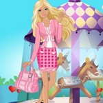 Barbie dressup game
